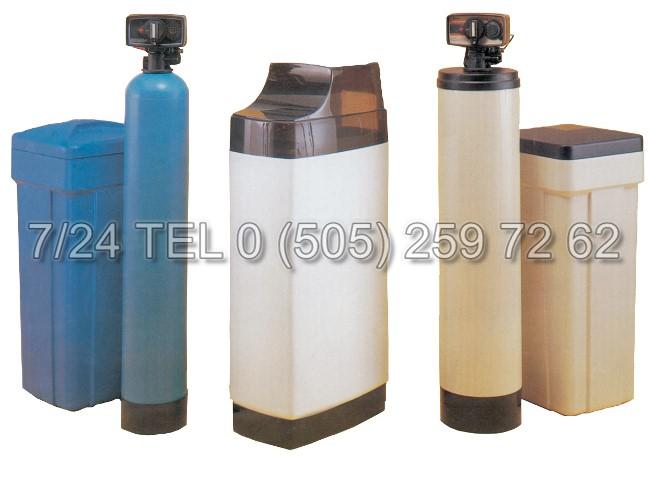su yumuşatma cihazları