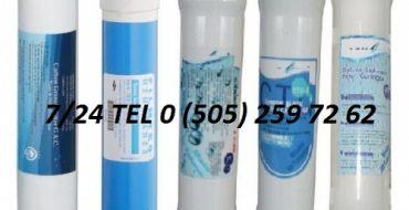 CNS Su Arıtma Cihazı Filtre